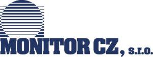 MONITOR CZ Logo Modre